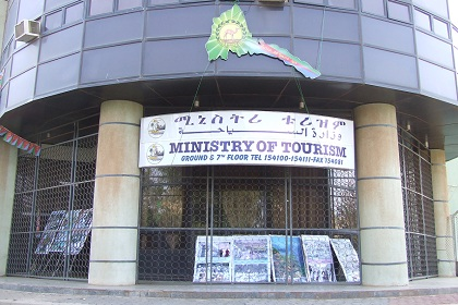 The Eritrean Ministry of Tourism   -   Harnet Avenue Asmara