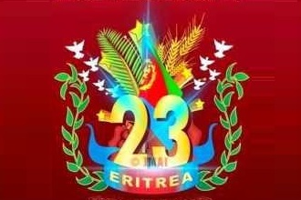 Congratulations Eritrea - May 24th 2014 - 23 years independence