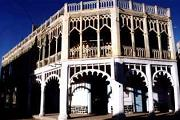 Turkish architecture Massawa Eritrea