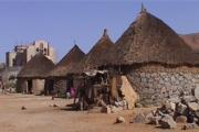 Traditional dwellings, Keren Eritrea