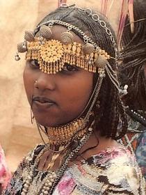 Afar woman - Eritrea
