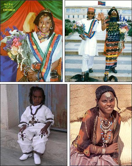 eritrea people