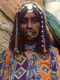 Hedareb woman - Eritrea