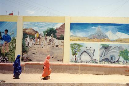 Keren eritrea for Allart center