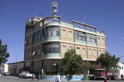 The Keren hotel in Keren - Eritrea
