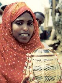 Saho woman - Eritrea