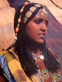 Tigre woman - Eritrea