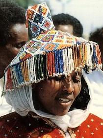 Tigrinya woman - Eritrea